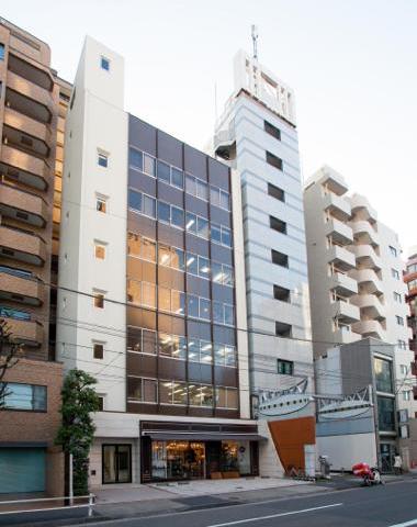 桜木ビル5F(1階は、Maison De Famille)