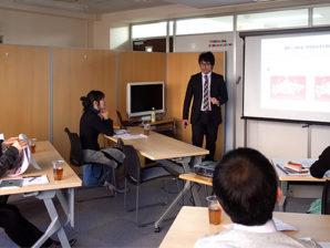 【現場レポート】新春セミナー第2弾 「グローバルコミュニケーション講座」